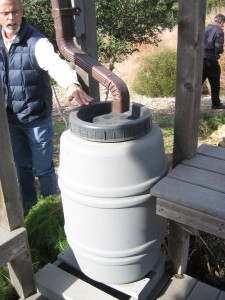 Modern Rain Barrel Law