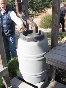 Modern Rain Barrel Law