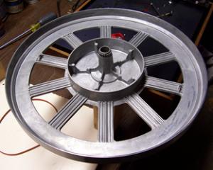 BIC 960 Turntable Platter