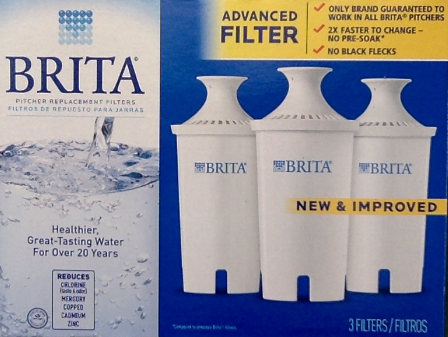 Brita Advanced Filter