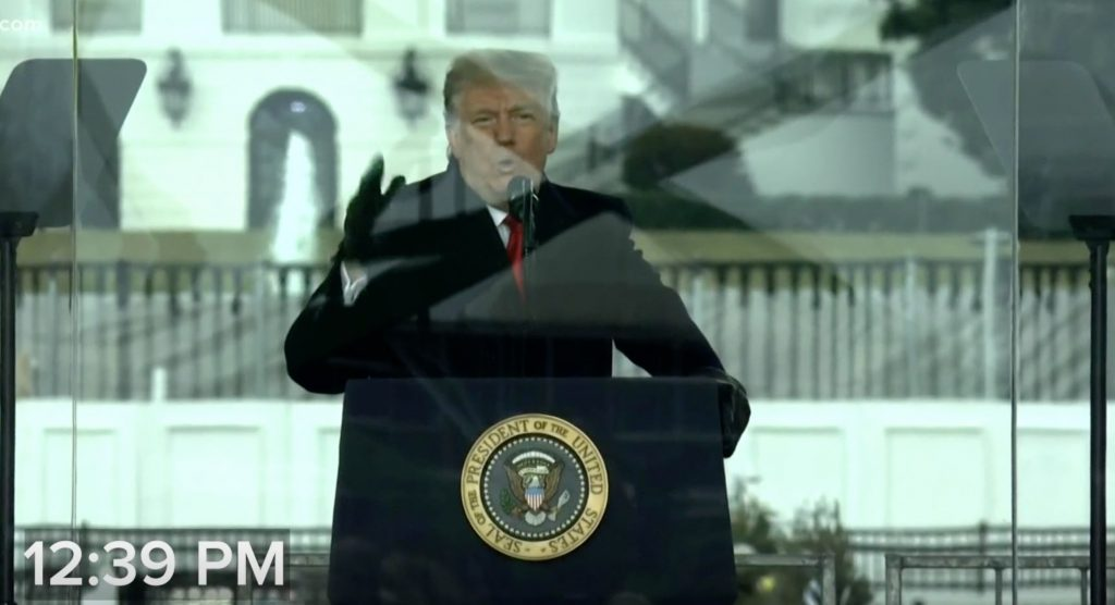 Trump Insurrection of 2021
